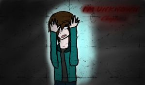 I'm _UNKNOWN_ - Chapter 1: Cover by Anime-Greek