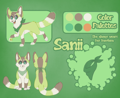 .:Sanii Ref 2012:. by Smushey