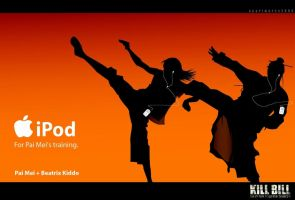 iPod Ad. by spartworks