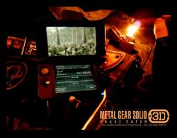 Operation Snake Eater Completed - EXTREME by RBF-productions-NL