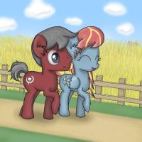 Just trotting by FinnishGirl97