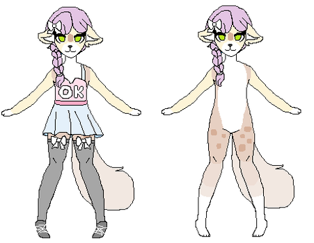 [CLOSED] LOW SB: 'Lacey' Auction by shii-adopts