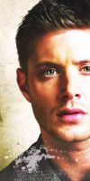 Jensen Ackles by TheMocnster