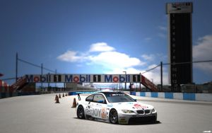 BMW M3 E92 GT2 at Sebring 3 by ZowLe