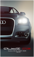 Audi A3 Dark Wallpaper Pack by Moonstricken