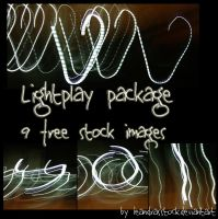 Lightplay stock package by LeandrasStock