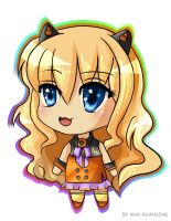 SEEU chibi by maxiecute12