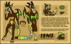 Fenix :: Reference v1.0 by Nanuka