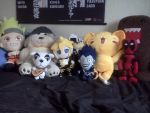 My UPDATED Plush Collection by stalydan