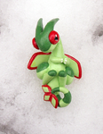 Flygon Pendant for Turtledukk by KingMelissa