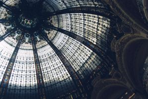 galeries lafayette by fenderess