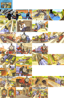 42. Thomas and his Friends (2011) by ChipmunkRaccoon2