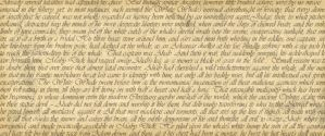 Old Text Texture 2 by cazcastalla