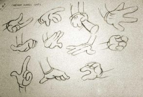 Hands Reference 03 by haiderali