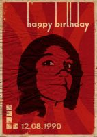 Happy Birthday Poster by your-urge