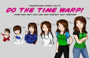 Doing the Time Warp by CobyCane
