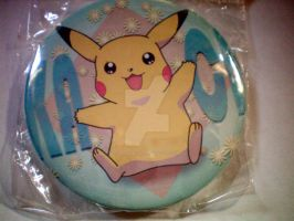 Pokemon Pikachu 3-Inch Buttons For Sale by Shad0wKillr