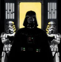 Darth Vader : Lord of the Sith by MisunderstoodTim