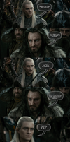 The Hobbit - Men in tights by yourparodies
