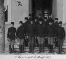 Ottoman Soldiers, Istanbul by ugur274