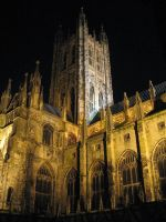 Canterbury Cathedral by 1isabel