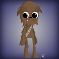 Chewbacca - Blair Style by stuf123