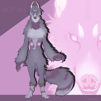 [CLOSED] Adoptable Auction by Carolineshox