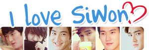 I love Siwon by KyuBel