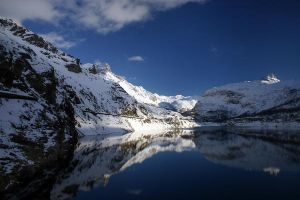 Tignes reflections by sholmy