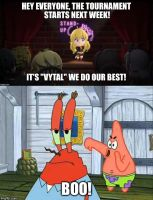RWBY Chibi episode 16/SpongeBob meme. by Wcher999