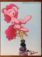 Bronycon 2013 Pinkie Print: Top by TheParagon