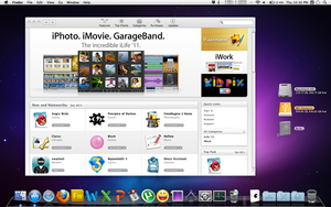 The Mac App Store by acaPAWN7