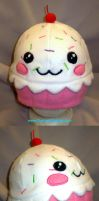 Cup Cake hat details by The-Cute-Storm