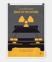 No183-My-Back-to-the-Future-movie-poster-1 by Chungkong