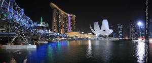Marina Bay Sands, Singapore by Snapshot89