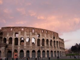 Colosseum by 5nak3