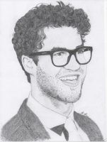Darren Criss... or should I say Buddy? by wolf2307