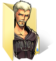 Luxord Folder Icon by TheDovahBrine