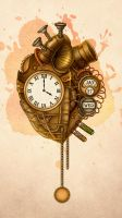 Mechanical Heart by Kurtssingh