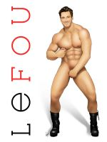 Sexy Male Pinup Art Tom of Finland - Le Fou by eddiechin