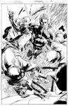 JUSTICE LEAGUE Issue 15 Page#08 by JoePrado2010