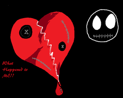 emo heart by blacksexycat