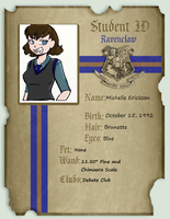 Ravenclaw-HOL ID by Writer-Colorer