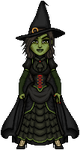 Halloween: Wicked Witch by haydnc95