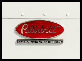 Peterbilt Badge by TheMan268
