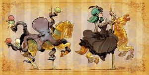 sunday ride by BrianKesinger