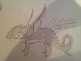Entry to Aquaturf's Create a Creature Contest by CiderWansaChoclitBar