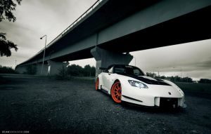 honda S2000 - Under Bridge by dejz0r
