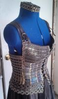 (Fe)Maille Corset by M-Johnston