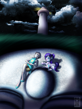 ::.:... The Stars are just Pearls in Space ...:.:: by ElMutanto